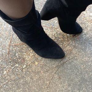 Brand new calf length boots.